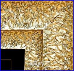 Alexandra NECHITA Original OIL PAINTING ON CANVAS Signed Modern Cubism Art LARGE