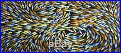 Fish Canvas Art seascape large Painting original By Jane artwork