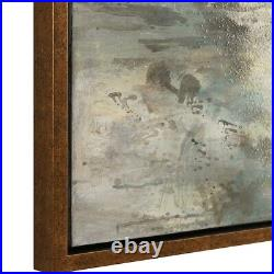 Urban Modern XXL 70 Behind The Falls Canvas Abstract Painting Framed Wall Art